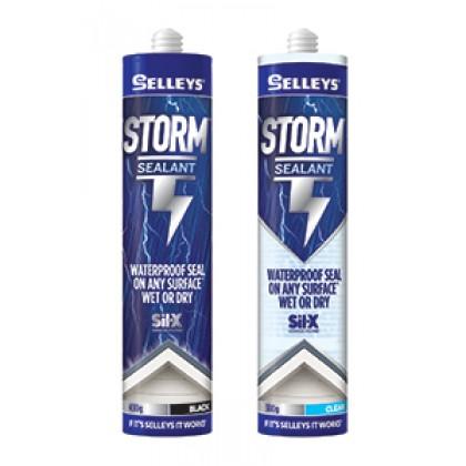 Selleys Storm Sealant (Waterproof Silicone)