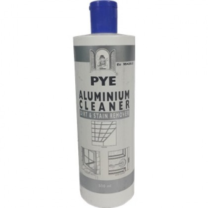 PYE Aluminium Cleaner 500ML