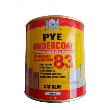 Oil Based Undercoat Paint 1L